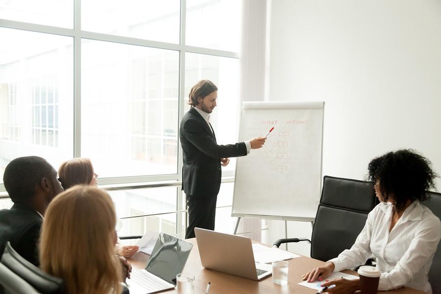 Creating powerful presentations
